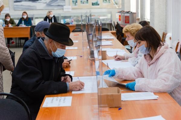 Явка на голосование в Поморье составила более 40%. А вы ходили голосовать?