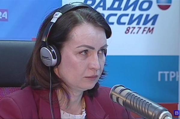 Оксана Фадина не исключает, что в будущем у нее появится сын
