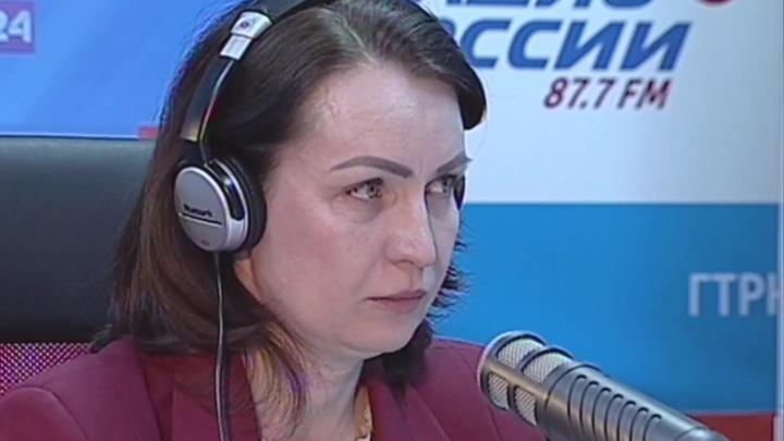 Мэр Омска Фадина рассказала, как решилась на удочерение