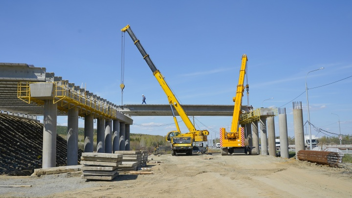 Когда сдадут финальную ветку ЕКАД и какие дороги в Екатеринбурге и области ждет реконструкция