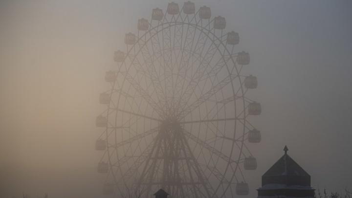 «Очень дымно»: в Новосибирске резко ухудшилось качество воздуха