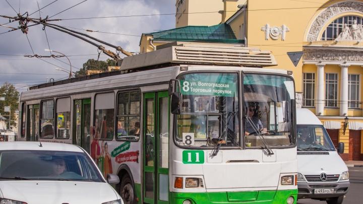 В Ярославле еще раз провалили сроки переделки трамвайного депо в троллейбусное