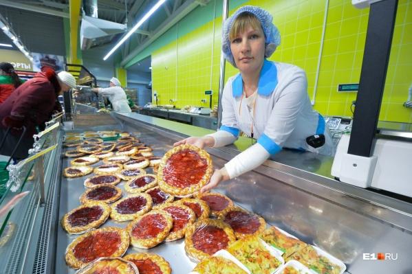 Федеральные торговые сети захватывают Екатеринбург