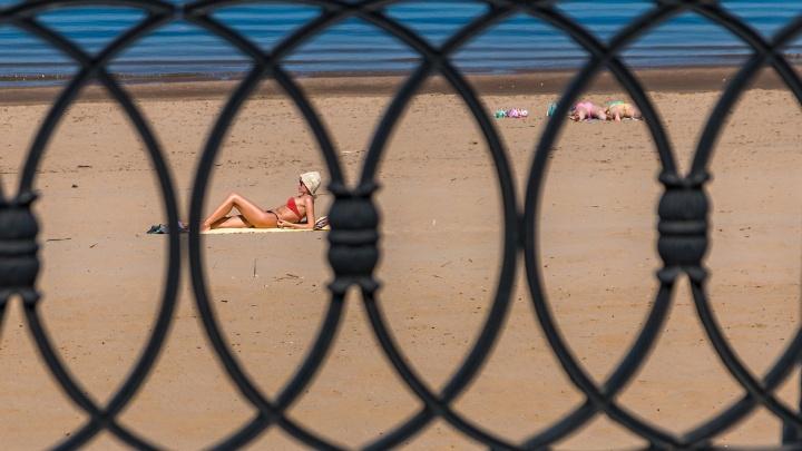 Пляжи в Самарской области проверят на наличие возбудителя COVID-19