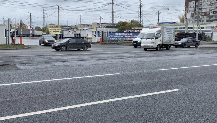 Сроки сдвинулись: мэр Новосибирска заявил, что в этом году поздно пришли деньги на ремонт дорог