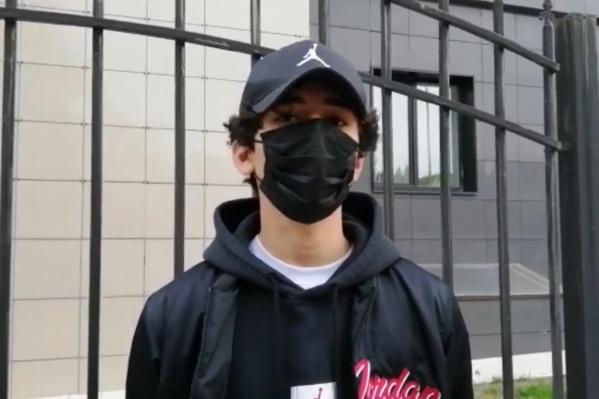 Участник стрельбы оказался студентом вуза
