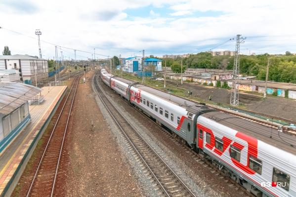 График движения поездов изменится в июне