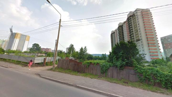 Право строить новый микрорайон в 7 гектаров на Лесопарковой выиграла фирма из группы «Красстрой»
