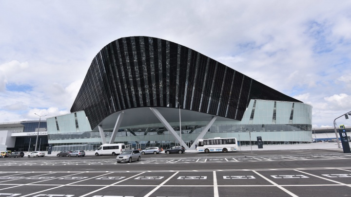 Построенный за 10 миллиардов конгресс-центр в Екатеринбурге переименовали в честь сотового оператора