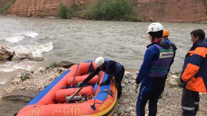 В Адыгее нашли тело одного из пропавших туристов