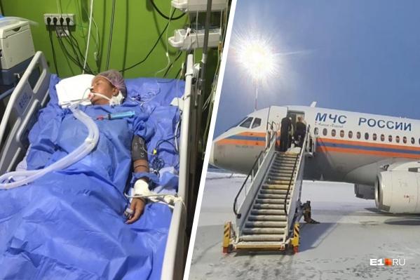 У Юлии в Хургаде диагностировалиопухоль головного мозга и медикаментозный цирроз печени