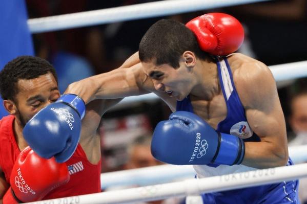Золото Батыргазиева — первое боксерское золото для сборной России