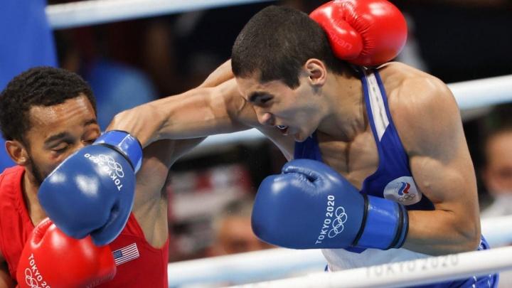 Боксер Альберт Батыргазиев принес сборной России 15-е золото Олимпиады в Токио