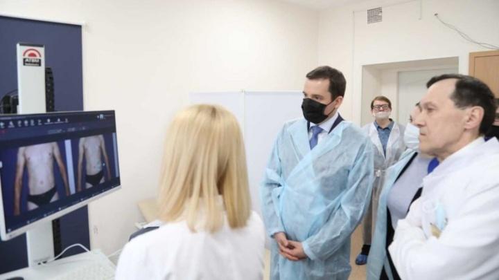Задача — сократить смертность: как в Поморье будут бороться с онкологией и сердечно-сосудистыми заболеваниями