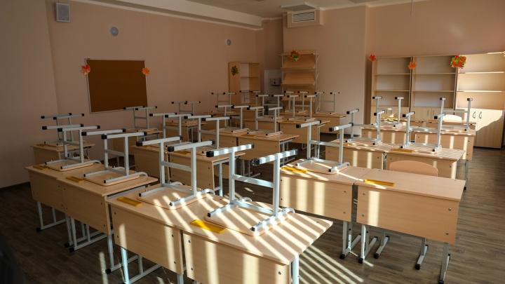 Ковид начали выявлять в школах края. Власти не говорят, сколько классов отправили на карантин
