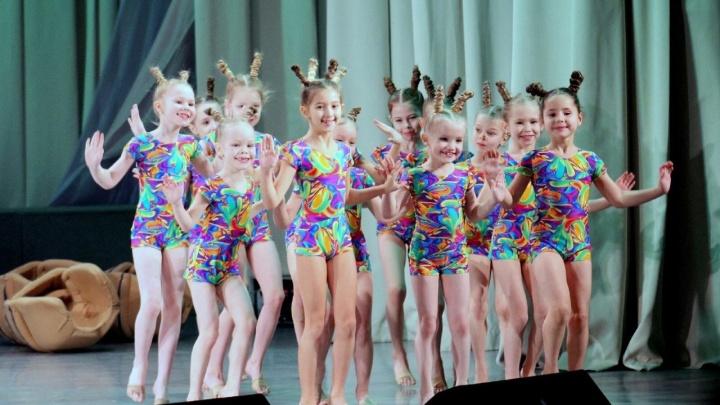 «Алмаз» Светланы Качковой: в Северодвинске работает танцевальная студия, где дети и педагоги как одна семья