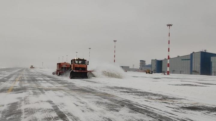 В Волгограде отменен рейс «Аэрофлота» до Москвы