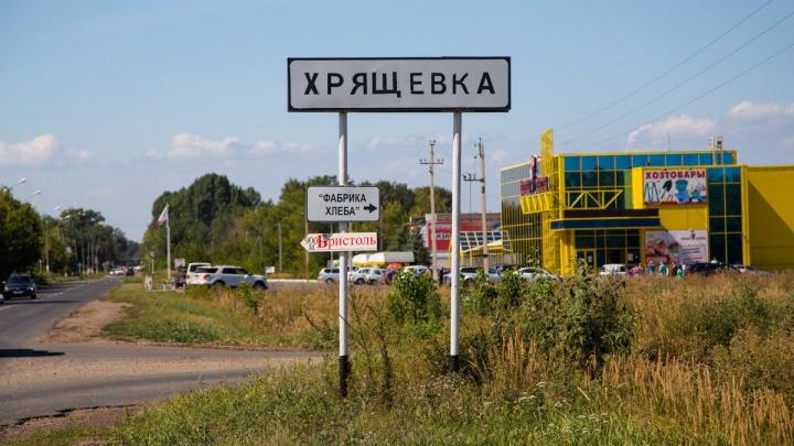В 30-градусную жару жители Хрящёвки остались без воды