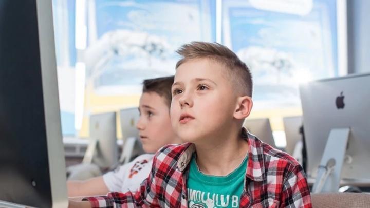 Надо ли отучать ребенка от гаджетов: в Челябинске продолжается набор в компьютерную академию «ШАГ»