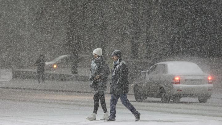 В Челябинской области МЧС продлило штормовое предупреждение на 8 Марта