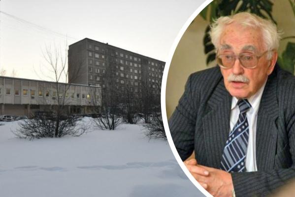 Теперь у сотрудников соцслужбы есть ключи от квартиры, где живет Георгий Гермаидзе