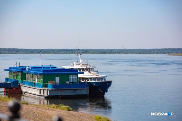 10 июня начнется пассажирская навигация в Дудинку