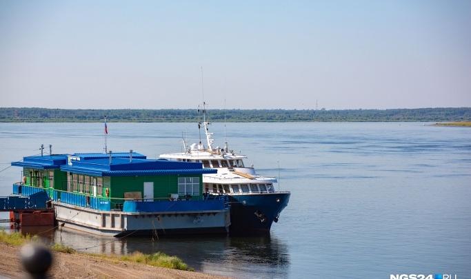 Министр транспорта озвучил дату начала пассажирской навигации на Енисее