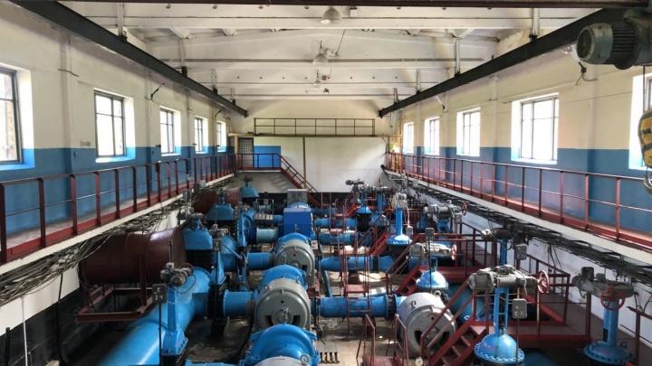 На правобережье Красноярска отменили двухдневное отключение холодной воды