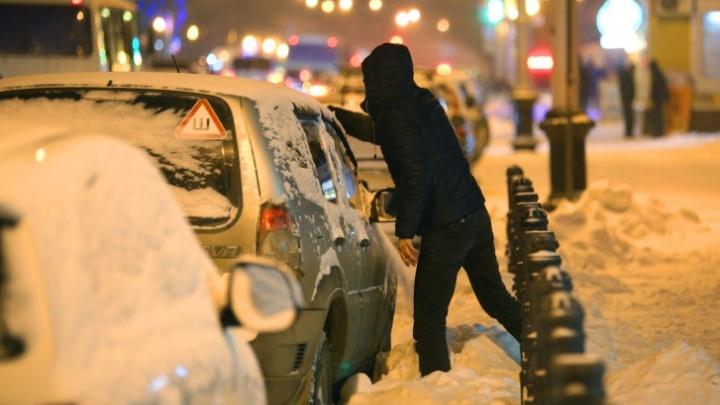 На Башкирию обрушатся метель и снегопад