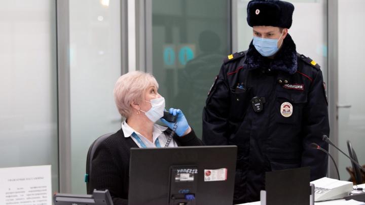 Аэропорт Челябинска из-за непогоды не смог принять рейсы из Москвы, Сочи и Краснодара