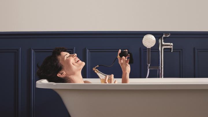 Люксовая ванная почти за полцены: в Jacob Delafon можно будет купить сантехнику со скидками до 40%