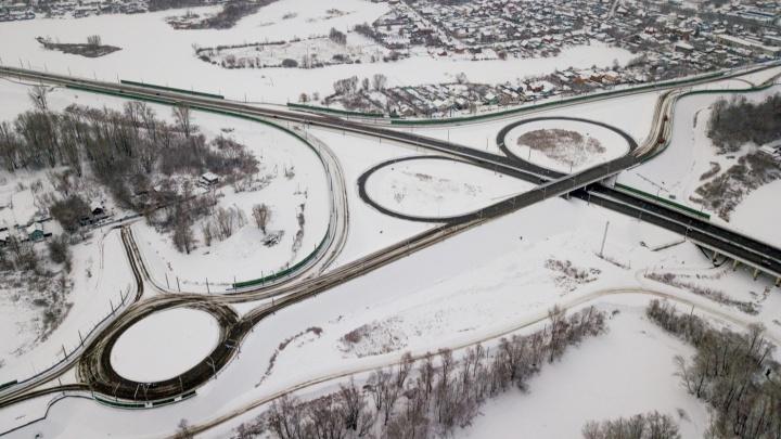 Большая пятерка: главные дорожные проекты города усовершенствуют с помощью BigData