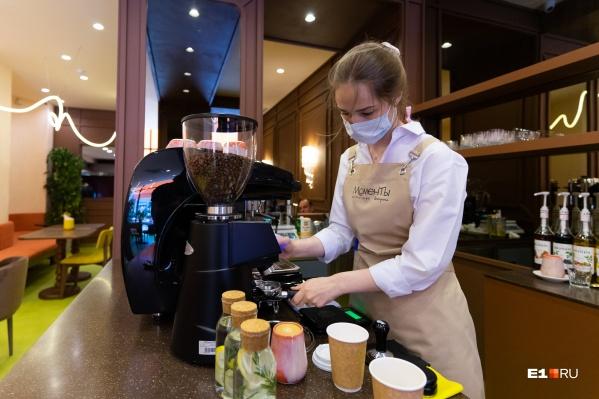 В Екатеринбурге за полгода открылось несколько десятков новых заведений