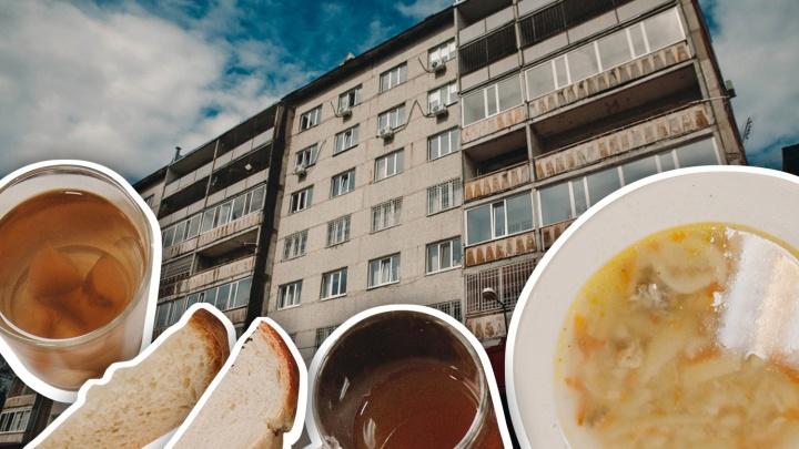 «Дают воду со вкусом супа»: чем кормят пациентов тюменского моногоспиталя и как составляют меню