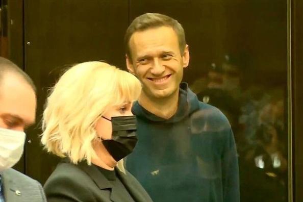 Алексея Навального этапировали из СИЗО в конце февраля