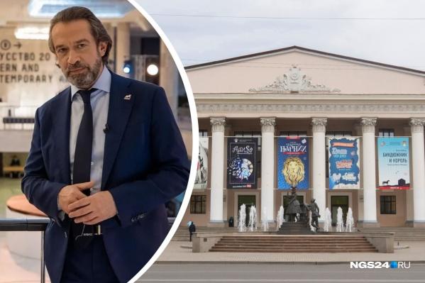 Известный актер побывает в красноярском ТЮЗе в качестве эксперта по отбору талантов