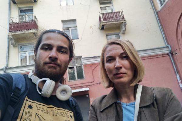 Главный архитектор Омска Наталья Старченкова сама предложила помощь историку Святославу Коновалову
