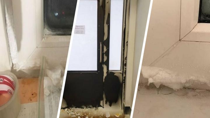 Застройщик элитного ЖК ответил на претензии о насквозь промерзающих окнах в квартирах