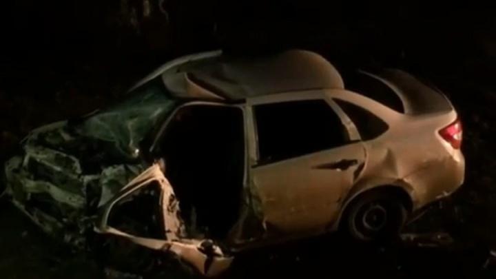 Машины раскидало как кегли: волгоградец чудом выжил в страшной аварии в Дагестане