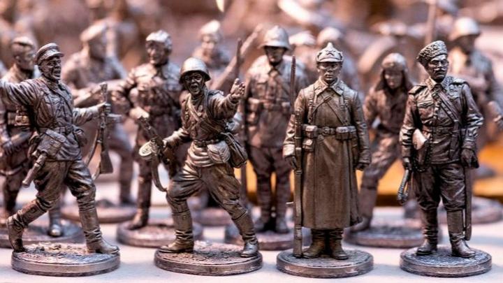В Музее пермской артиллерии откроют выставку оловянных солдатиков иполководцев