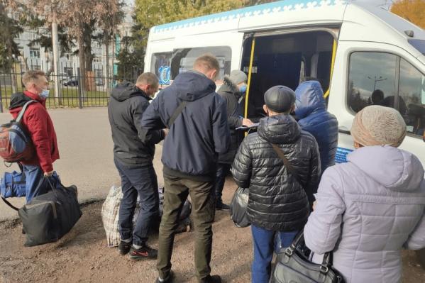 Ограничения в связи с ковидом начались и на автовокзале