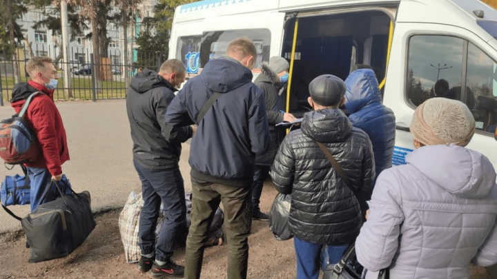 С автовокзала в Уфе несколько десятков человек не смогли уехать в другие города Башкирии