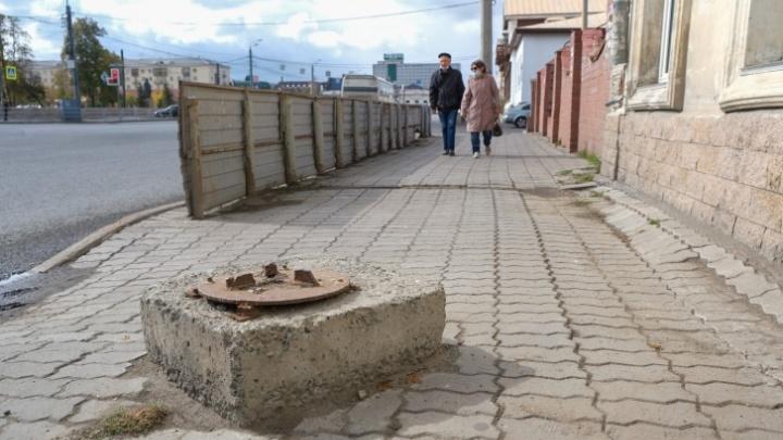 В Челябинске планируют сделать еще один переход к новой набережной. Как вам эта идея?
