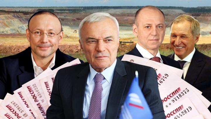 Кто зарабатывает на Челябинской области: изучаем топ самых доходных предприятий региона