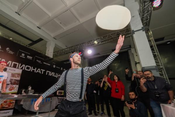 Всероссийская олимпиада по кулинарному искусству прошла в минувшие выходные на территории «Завода Шпагина»
