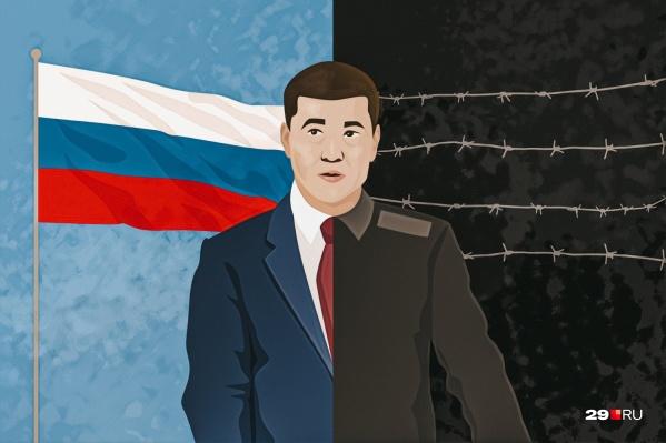 """В марте, <a href=""""https://29.ru/text/criminal/2021/03/05/69797060/"""" target=""""_blank"""" class=""""_"""">когда задержали главу Котласа</a>, мы как раз пришли на интервью к губернатору. Он ответил, <a href=""""https://29.ru/text/politics/2021/03/05/69797855/"""" target=""""_blank"""" class=""""_"""">что думает коррупции в регионе</a>"""
