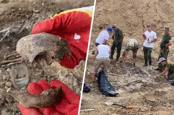 Раскопки на участке, по словам Кудрякова, займут несколько лет