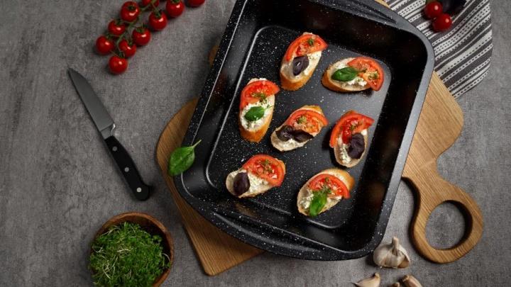 Для готовки и сервировки, для себя и в подарок: в «Галамарте» любая посуда будет продаваться всего за рубль