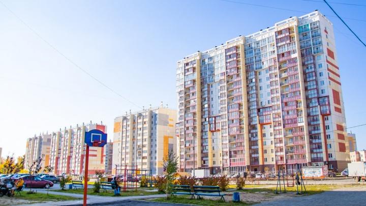 В окружении лесного массива: квартиры в 17-этажных домах серии «Таганай» продают в ипотеку от 3%