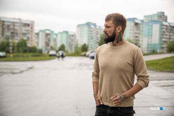 Первый признанный Кен в России приехал в Новосибирск